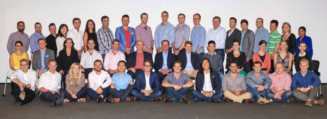 2014 Sem 1 MBA Cohort